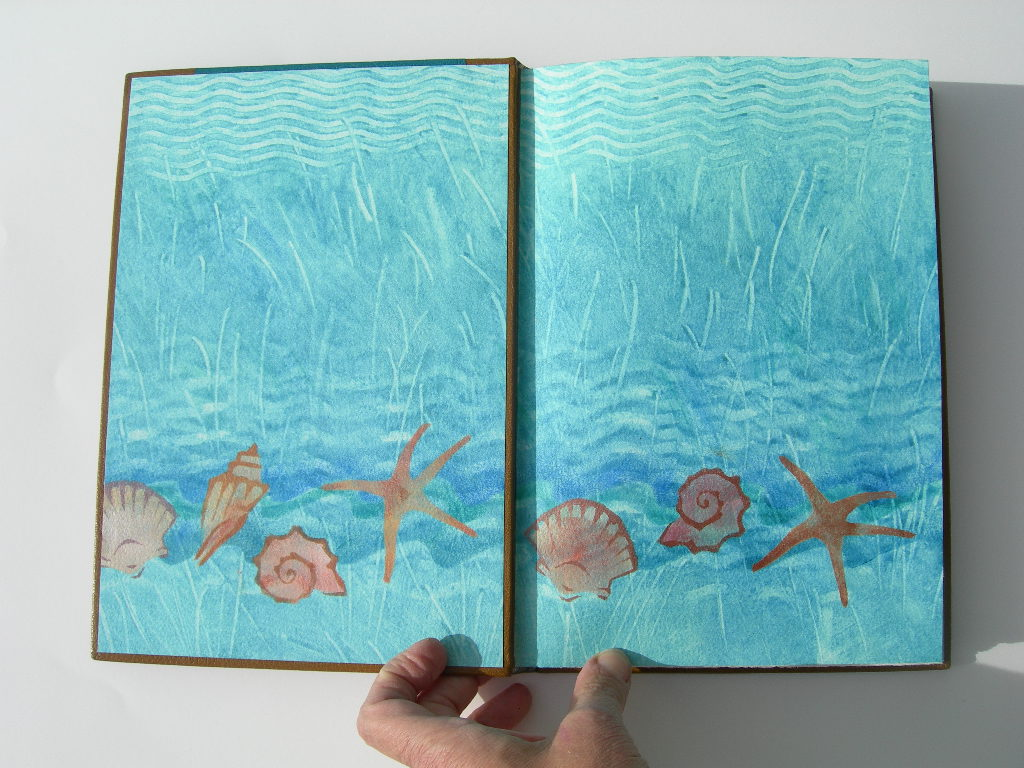 water-endpapers